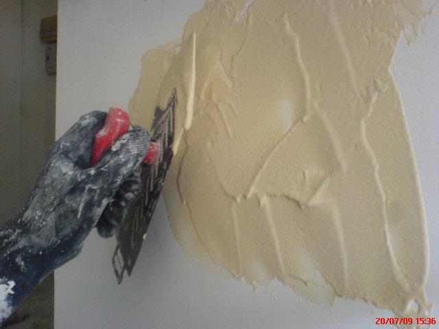 Peinture Enduit-Cirer-Decoratif-Impression-Spatule-Cire-Murale
